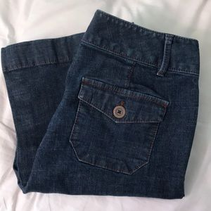 Blue Jeans - boot cut / flare